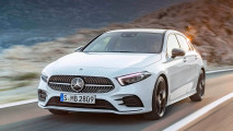 Mercedes A-Class 2018 revealed