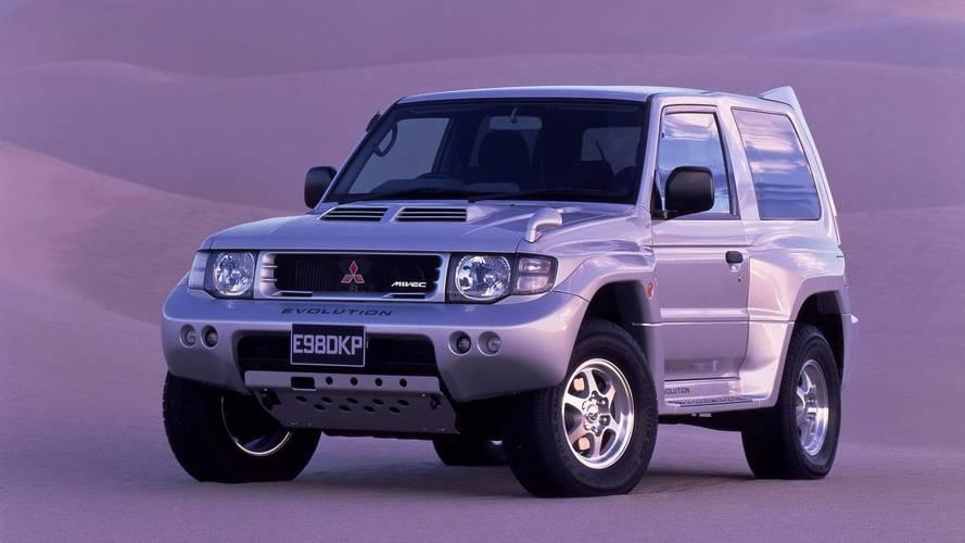 Un raro Mitsubishi Pajero Evolution, analizado al detalle en vídeo