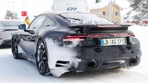 Next-Generation Porsche 911 GT3 Spy Photo