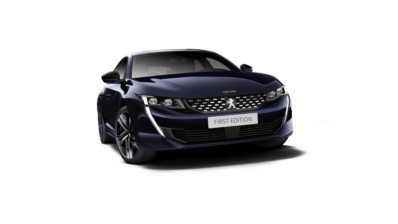 2018 Peugeot 508 First Edition