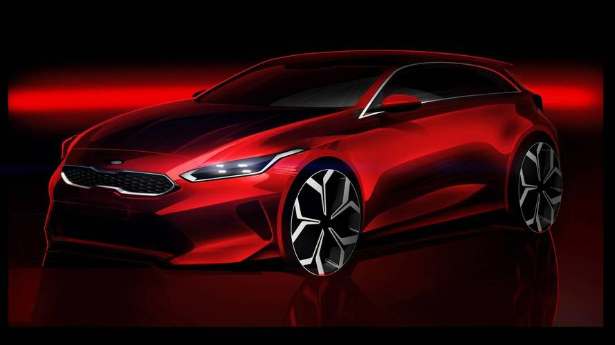 Kia Ceed GT, la sportiva arriverà nel 2019