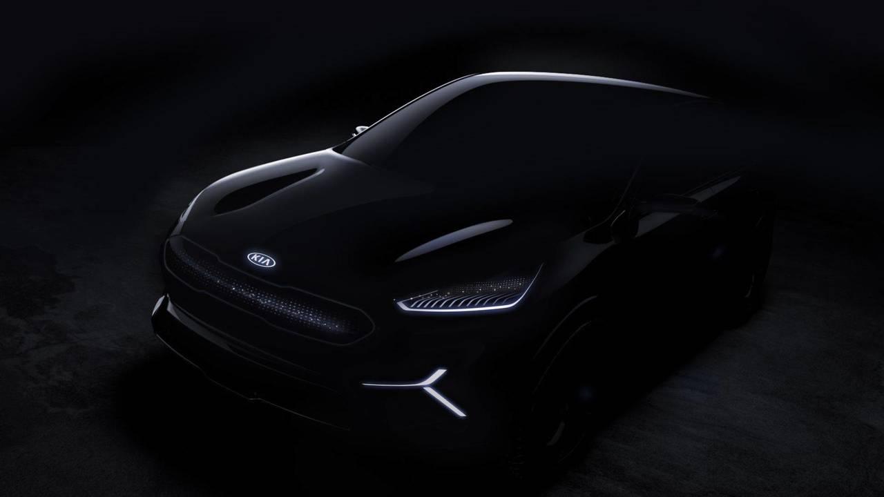 Kia All-Electric Concept Car