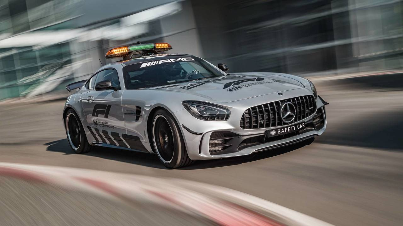Mercedes AMG GT R (from 2018)