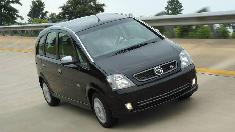 #TBT Motor1.com - Chevrolet Meriva nasceu no Brasil para o mundo