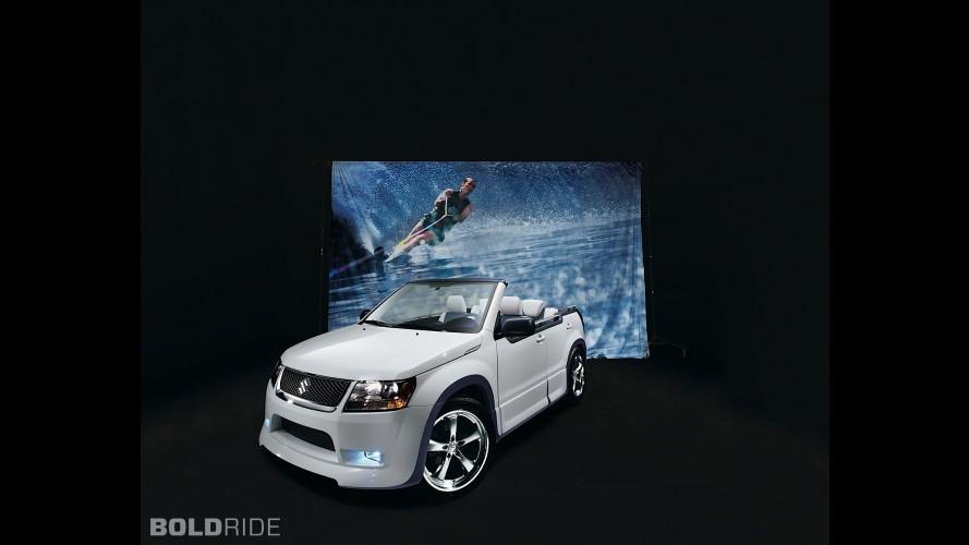 Suzuki Wave Grand Vitara Concept
