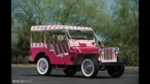 Jeep Willys Surrey
