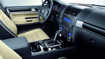 VW Touareg Exclusive Edition