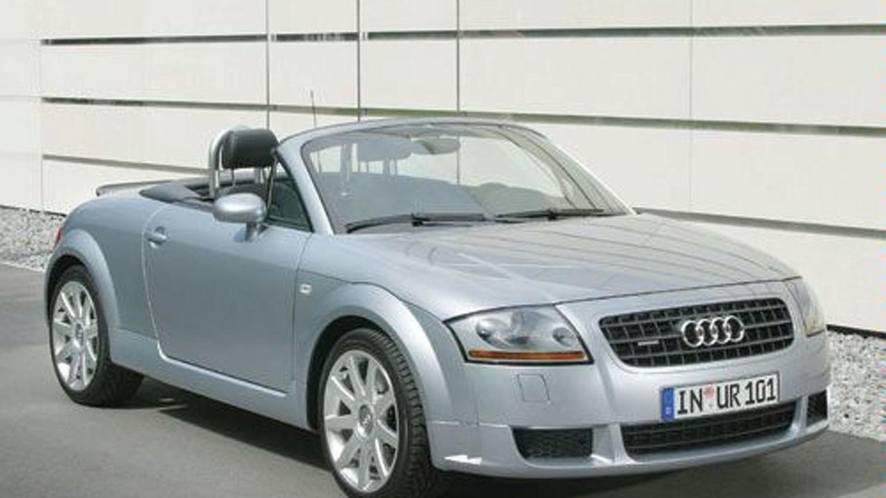 Audi TT 3.2 Roadster