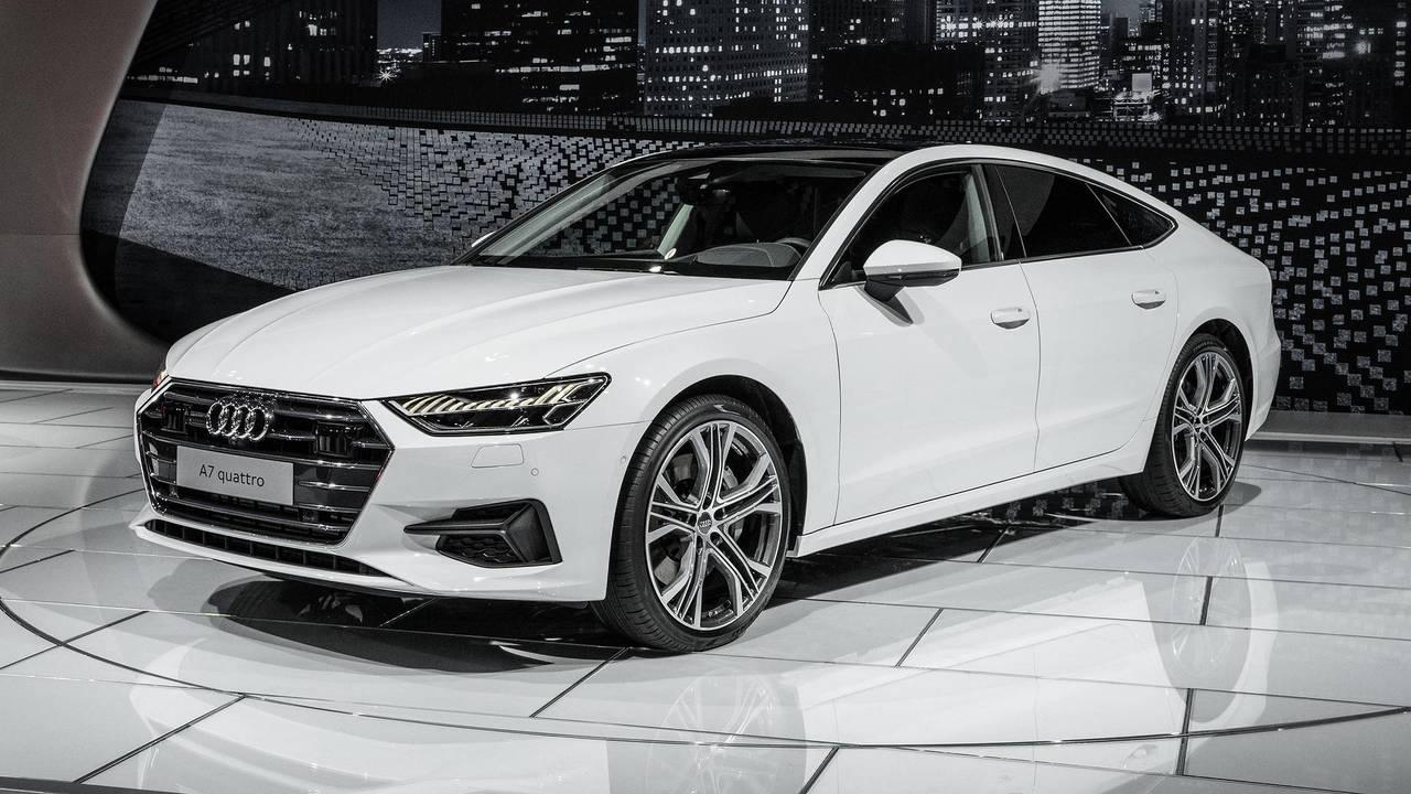 Audi A7 – Dynamic All-Wheel Steering