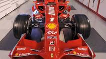 Ferrari Unveils 2008 Formula 1 Car