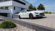 Maserati Ghibli by Novitec