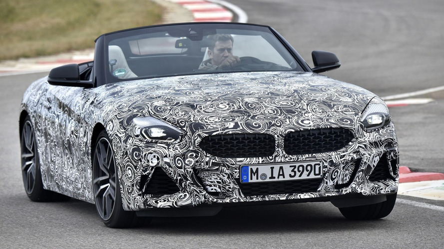 Confirmed: BMW Z4 Begins Production In Late 2018