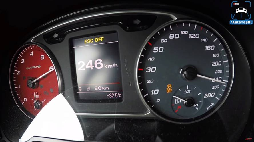 Watch 380-Horsepower Audi A1 Quattro By MTM Furiously Accelerate