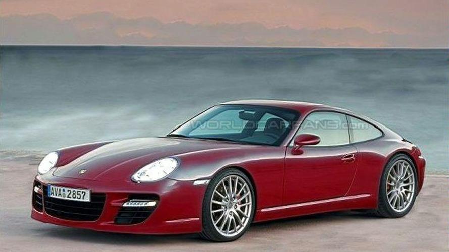 Porsche prepping Panamera based 928 Successor?