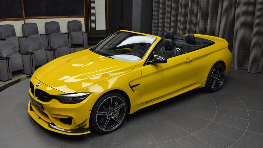 BMW M4 Cabriolet by AC Schnitzer
