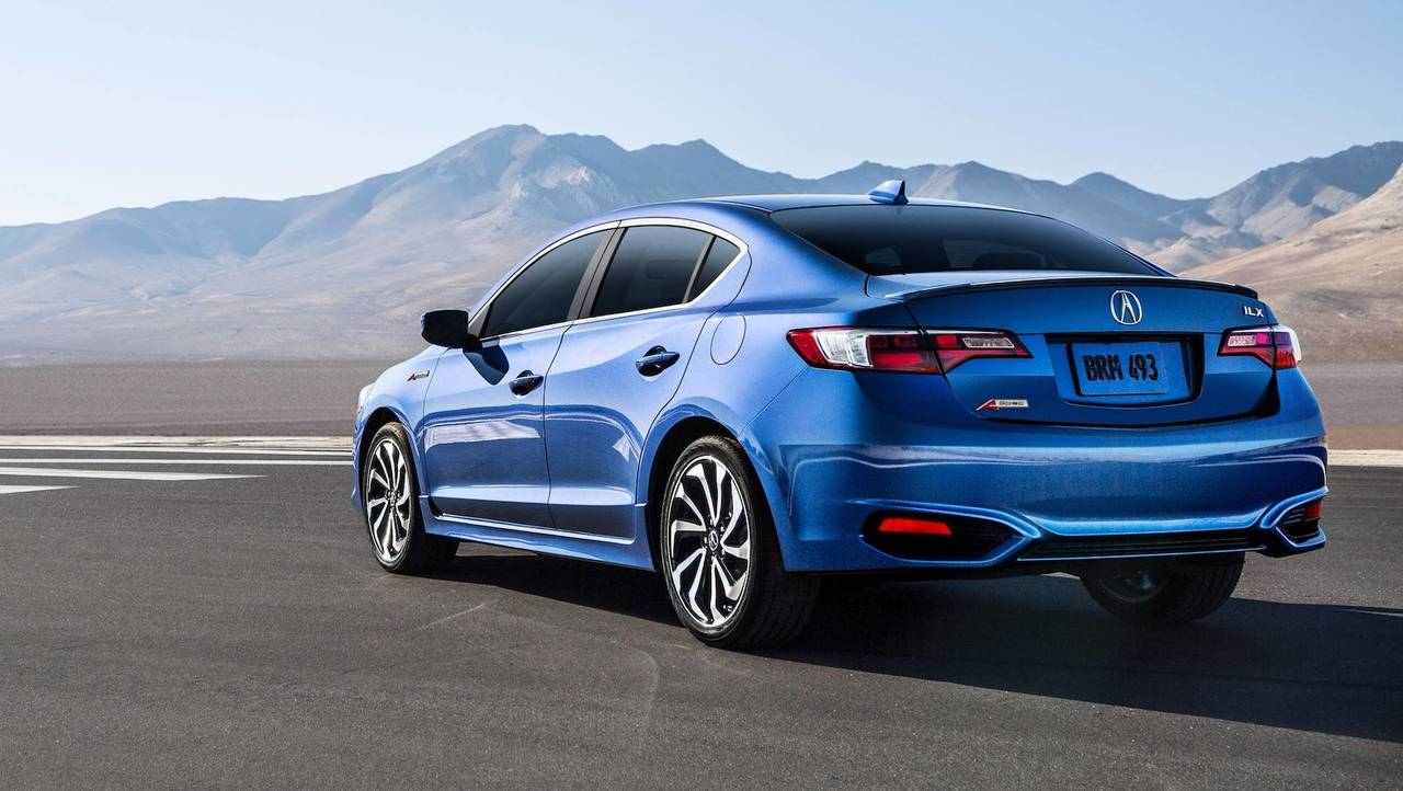 Acura Ilx Gains A Spec Special Edition For 2018