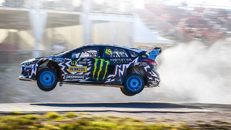 Rallycross - Ford et Ken Block se retirent du championnat du monde