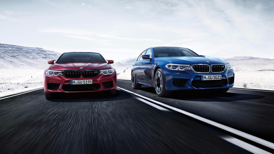 Yeni BMW M5'e Competition Pack geliyor