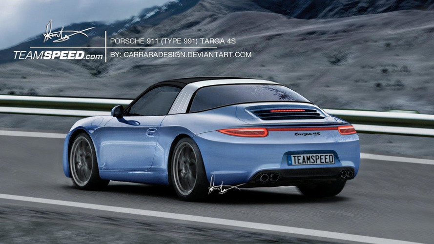 Next-generation Porsche 911 Targa to go retro - report