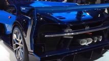 Bugatti Vision Gran Turismo at 2015 IAA
