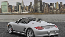 2011 Porsche Boxster Spyder, New York City Skyline - 1279 - 26.03.2010