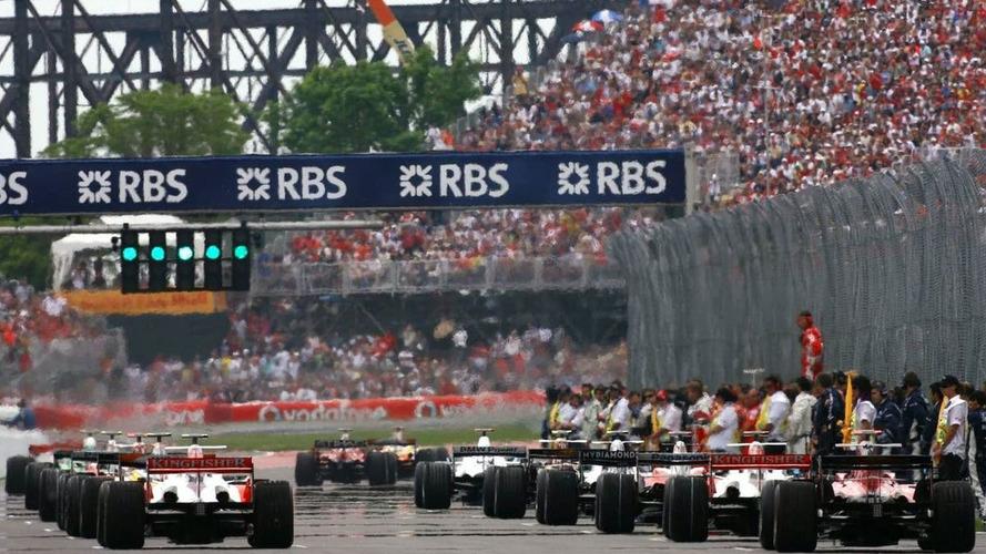 2010 Canada GP saga: one more false start