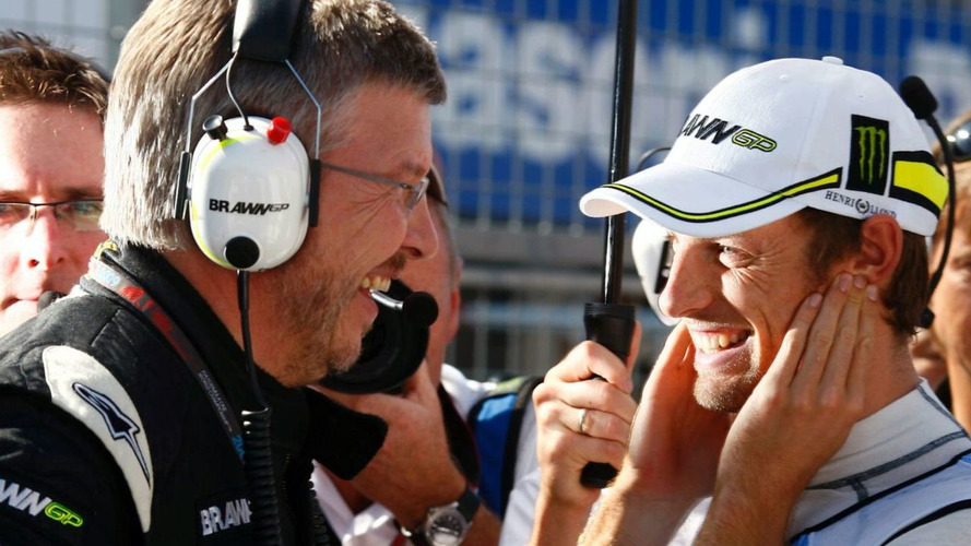 Button not ousted to make room for Schu - Brawn