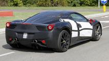 2015 / 2016 Ferrari 458 M spy photo