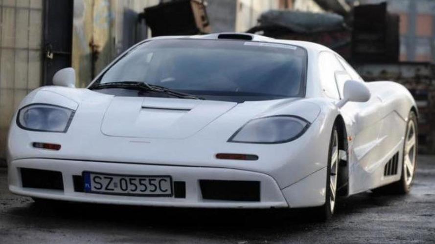 McLaren F1 replica from Poland looks like a nice effort