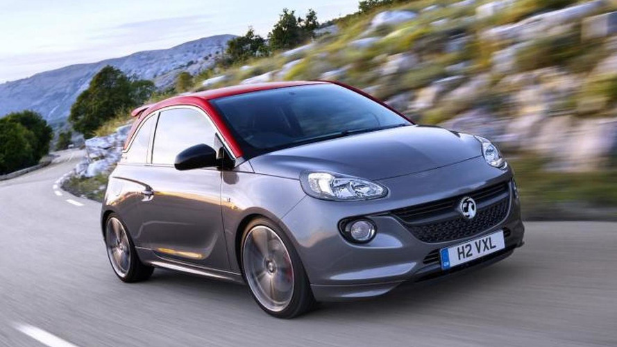 Vauxhall reportedly rules out an Adam VXR