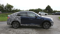 BMW X4 M40i spy photo