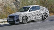 BMW X4 M40 spy photo