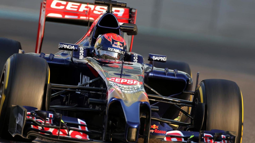 Toro Rosso set to keep Spanish sponsor