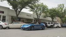 Unique Ferrari Superamerica 45 photographed in United States
