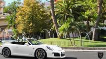 Porsche 991 GT3 Cabriolet by Steve Morfouasse