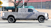 2016 Ford F-250 Super Duty spy photo