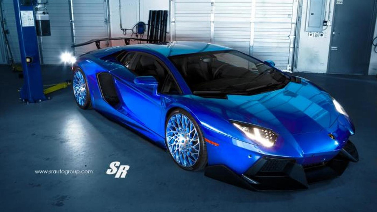 Lamborghini Aventador by SR Auto Group