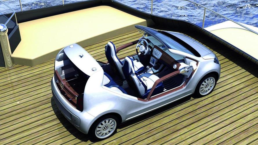 Five Volkswagen up! concepts revealed in Frankfurt
