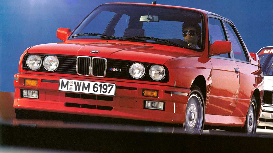 Anuncios clásicos: BMW Serie 3 (E30)
