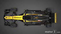 Renault F1 R.S - 2017