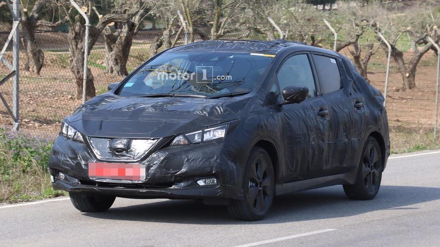 Nissan LEAF 2018: información y fotos del futuro eléctrico de Nissan