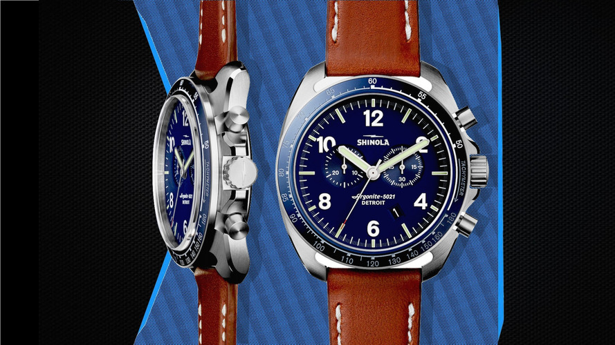 We're Giving Away A $1,000 Shinola Watch!