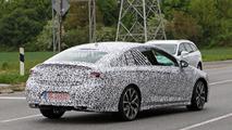 Possible Opel Insignia OPC spy photo