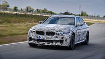 2018 BMW M5 Prototype