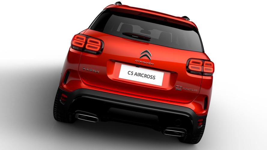 2018 - Citroën C5 Aircross