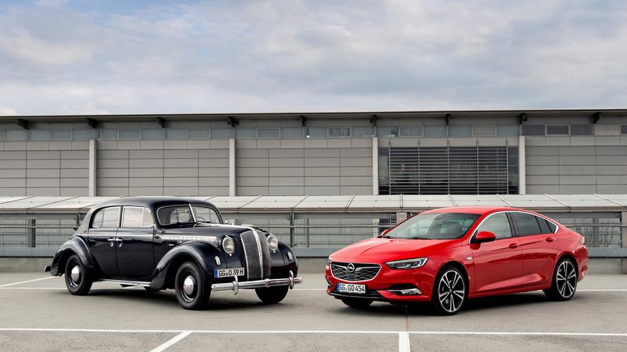 Opel Insignia - L'héritière d'une histoire longue de 80 ans