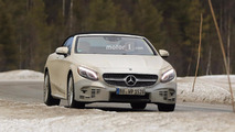 Mercedes-Benz S-Class Cabriolet Refresh Spy Photos