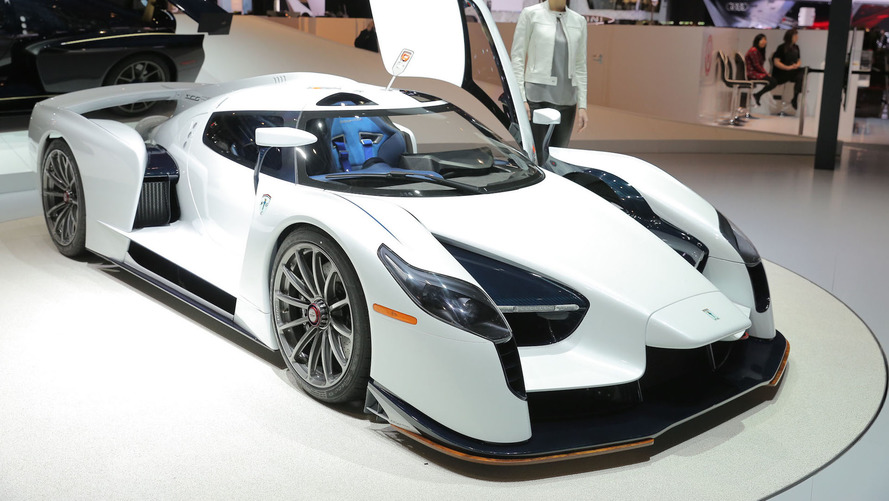 SCG003 Priced At $2M As Glickenhaus Approved As Manufacturer