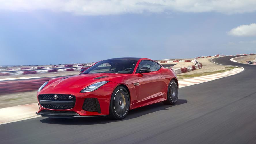Jaguar Design Chief Is Interested In A Four Door F Type