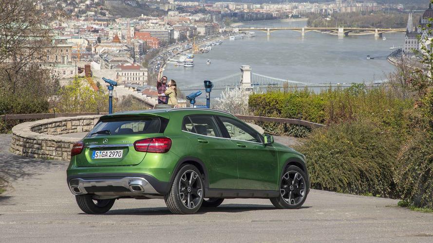New Mercedes-Benz GLA 2017 review